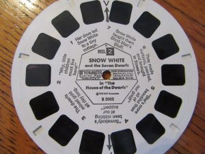 View Master Picture Reel 1955