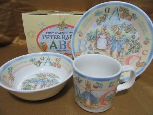 Wedgwood Peter Rabbit Set