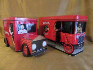 Arnott's Biscuit Tin Trucks