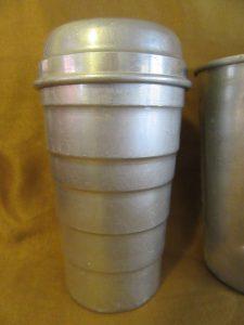 Aluminium Drinks Shaker