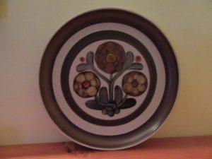 Denby Mayflower Plate