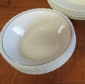 New Hall Diana Cereal Bowls
