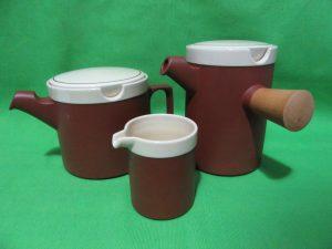 Hornsea Cinnamon Tea Coffee Pots