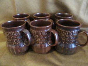 Wedgwood Pennine Coffee Mugs