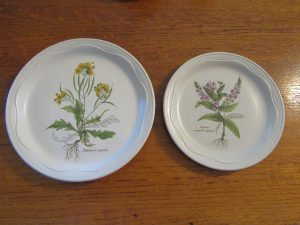 Poole Country Lane Plates