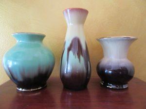 Bay Keramik Germany Vases