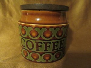 Hornsea Bronte Coffee Canister