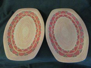 Bessemer Nylex Orange Plates