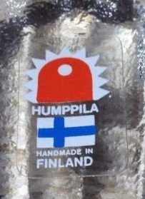 Humppila Finland Sticker