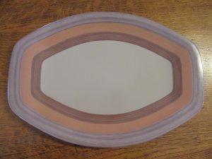 Bessemer Platter Bordered