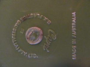 Capri Back Stamp