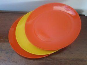 Assoc Plastics Dinnerware