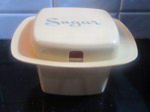 Marquis Lidded Sugar Bowl