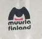 Muurla Finland Sticker