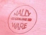 Nally Ware Back Stamp