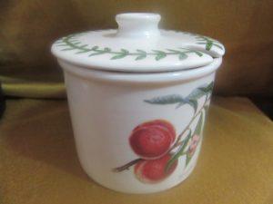 Pomona Lidded Sugar Bowl