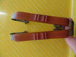 1930s Chrome Bakelite Handles
