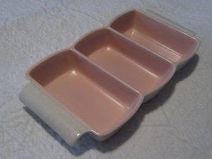 Poole Segmented Dish