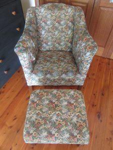 Edwardian Lounge Chair