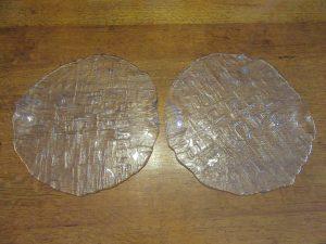 Sklo Union Brutalist Platters