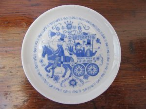 Kurt Hammer Germany Pin Dish