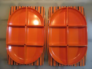 Bessemer Sectioned Platters