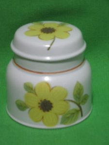 Summer Days Canister