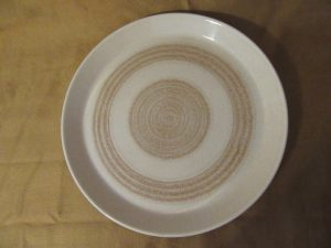 Crown Lynn Galaxy Plate