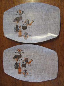 Bessemer Plates