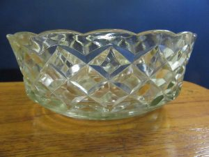 Crown Crystal Bowl