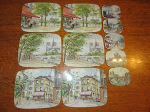 French Place Mats