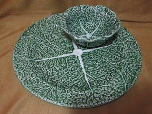 Bordello Pinheiro Cabbage Platter