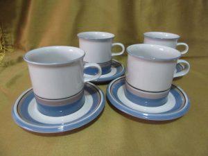 Arabia Uhtua Coffee Cups