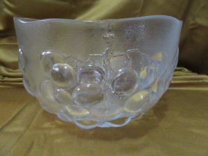 Kosta Boda Grape Bowl 18cm