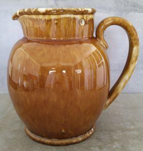 Bakewell Pottery Kettle