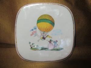 Meissener Limoges Plate