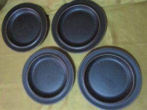 Arabia Ruska Bread Plates